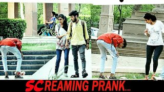 AWKWARD SCREAMING IN PUBLIC !! 3 JOKERS- PRANKS KE USTAD !! PRANKS IN INDIA.!! pranks in jaipur