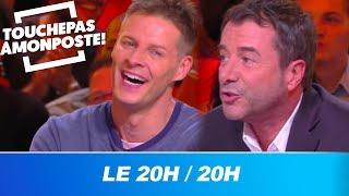 Matthieu Delormeau clashé par Bernard Montiel : il lui répond en direct !