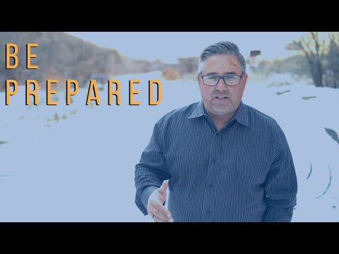 Be Prepared - Vlog #5 with Greg Johnson
