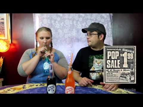 Detroit's Towne Club Soda Pop Review – Michigan Foodie Taste Test