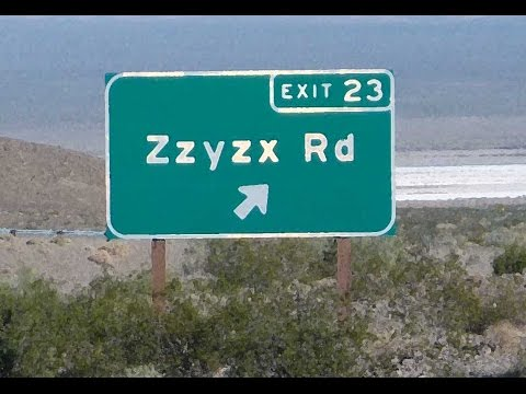 What's REALLY Down Zzyzx Road? Hidden California, Explore It With Us!