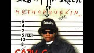 Eazy-E - Str8 of Tha Streetz of Muthaphukkin