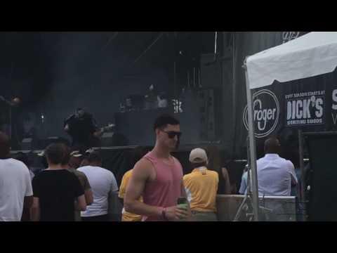 Mac Miller 'Doors' 2016 Houston Free Press Summer Fest