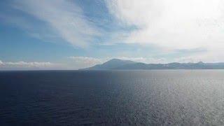 Strait of Gibraltar Connects Atlantic Ocean & Mediterranean Sea