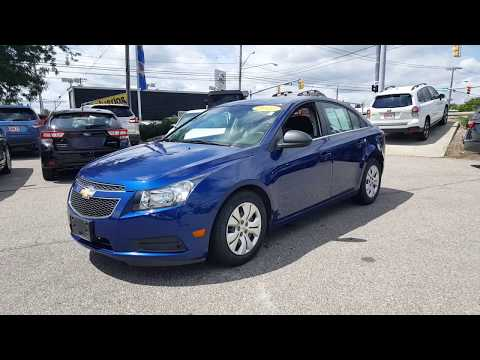 2012 Chevrolet Cruze For Sale Cleveland OH S8293T
