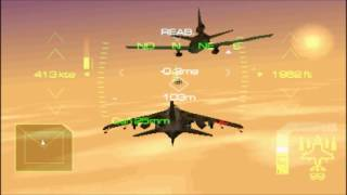 Eagle One Harrier Attack PSX - Parte 2