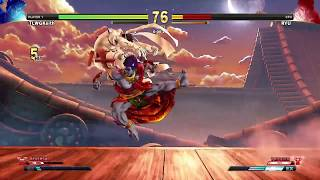 Gambar cover STREET FIGHTER V AE Extra Battle Mode Get The Jin Saotome BGM and Crossover Costume Part 1