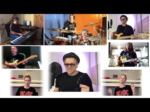 Georgy Porgy TOTO (Live From Paris) Live Quarantine Cover By Samuel Lucas & The Groove Station