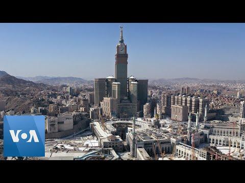 Coronavirus: Deserted Roads in Saudi Arabia's Holy City Mecca