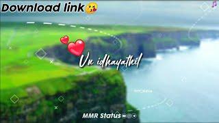 Tamil Whatsapp Status | Love Songs New | Love Whatsapp Status Tamil | Cute Couple Status ,MMR status