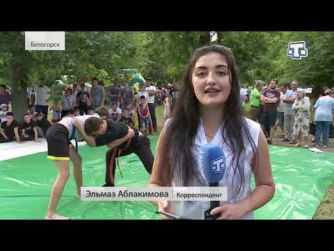 В Белогорске Ораза Байрам собрал более 1000 человек