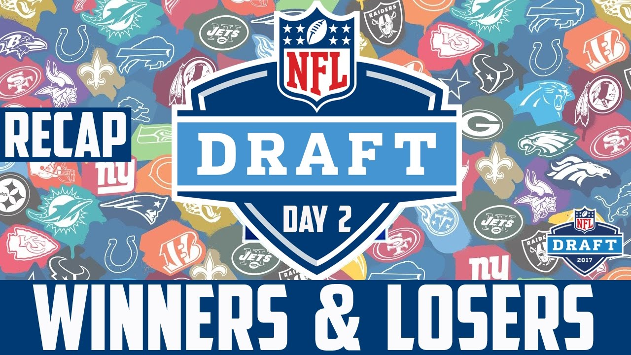 2017 NFL Draft Day 2 Winners and Losers: Rivers gets help, Eli gets a replacement