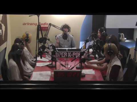 160704 브레이브걸스 Brave Girls at Arirang Radio Super Kpop Full