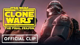 "CLONE WARS SEASON 7 OFFICIAL CLIP #1 ""Bad Batch Arrives"""