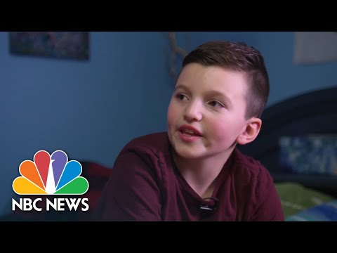 Transgender 9-Year-Old Advocates For Other Children Like Him | NBC Nightly News from YouTube · Duration:  10 minutes 7 seconds