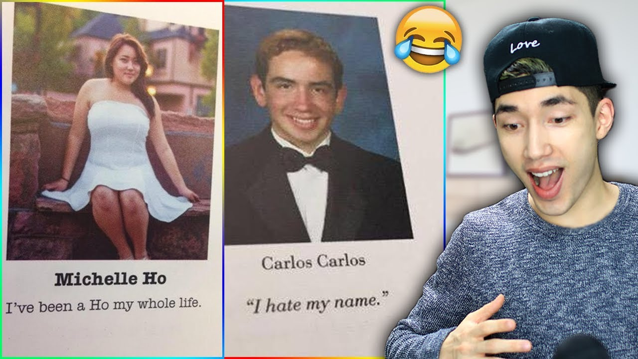 Funny Yearbook Parent: Funniest Senior Yearbook Quotes! (I Hope These Aren't
