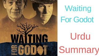 Summary of Waiting For Godot in Urdu
