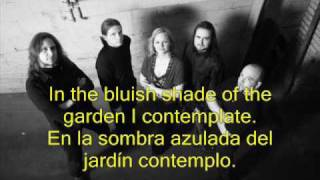 Aesma Daeva - The Bluish Shade(traducida & lyrics)