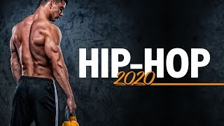 Best Hip Hop & Rap Gym Workout Music Mix 🔥 Top 10 Workout Songs 2020