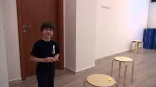 Студия Актер  Актерская схема на киноплощадке   Упражнения для 4 5 лет  9