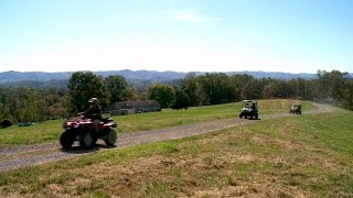 Fisher's ATV World - Spearhead Trails, VA (FULL)