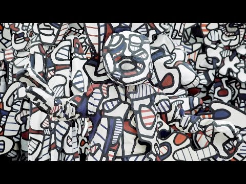 Jean Dubuffet Coucou Bazar Dance Performance at Fondation Beyeler