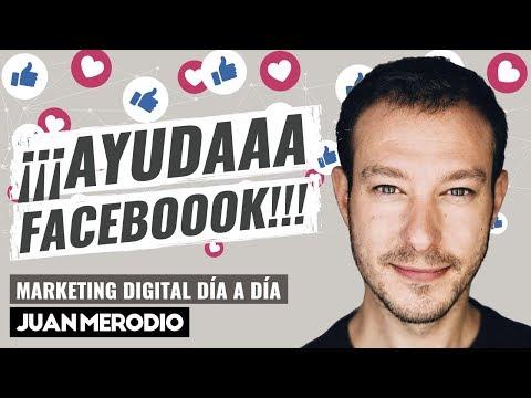COMO PEDIR AYUDA A FACEBOOK EN EL NEGOCIO