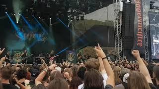 Ensiferum - Lai Lai Hei live @ Brutal Assault 2019