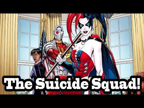 Lego Batman 3: Beyond Gotham- Suicide Squad Level- 1080p HD