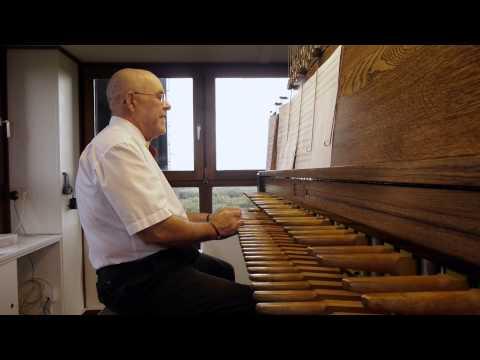 Live carillon concert By Jeffrey Bossin At Berlin Tiergarten 17 08 2014