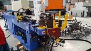 Трубогибы YLM технический процесс изготовления стульев(, 2015-08-03T10:03:32.000Z)
