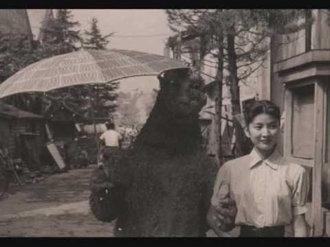 The First Godzilla Movie's Actress Momoko Kochi(河内桃子)