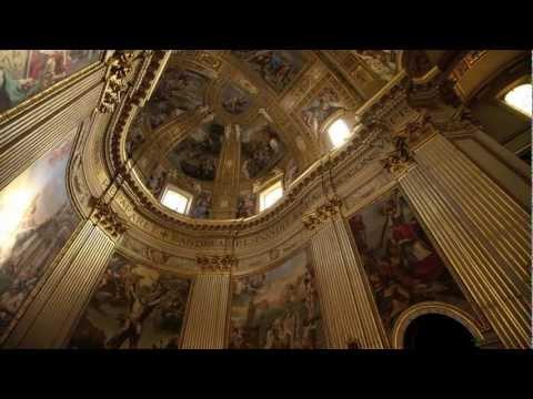 Churches of Rome's Historic Center