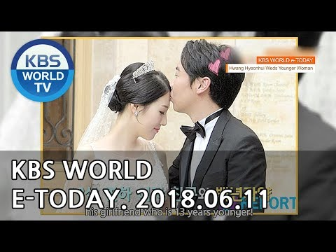 KBS WORLD e-TODAY [ENG/2018.06.11]