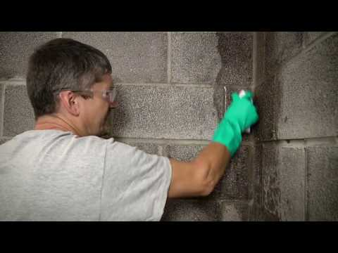 DRYLOK Etch - Preparing Concrete for Coatings