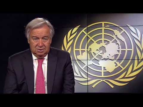 International Day of Peace - Video message from the Secretary-General