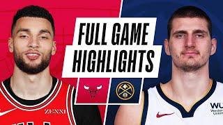Game Recap: Nuggets 131, Bulls 127