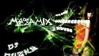 Dj Duzky - club underground house megamix 2011 part 1