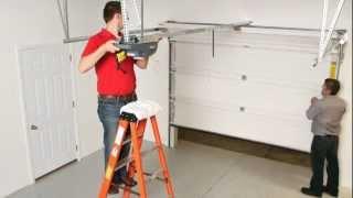Belt/Chain Drive Opener Installation (Step 6)