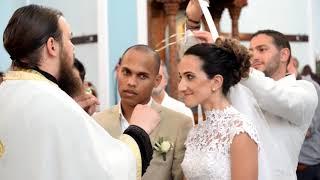 Yanna & Lyle Wedding Video in Ithaca Greece