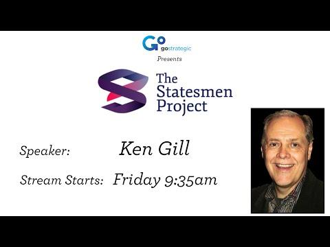 2016 Statesmen Meeting - Ken Gill