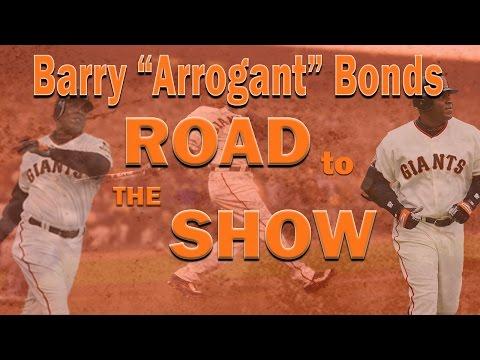 "THEY WON'T SIGN ME!! Barry ""ARROGANT"" Bonds RTTS EP.1 MLB The Show 17"