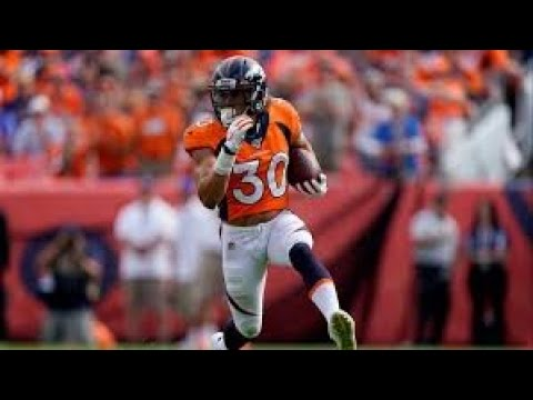 Houston Texans: Watch Phillip Lindsay's TD run with help from the ...