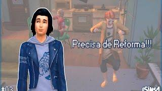 🐭 RATOS, BARATAS E APAGÕES!!! 🔦 - Vida na Cidade #3 (The Sims 4)