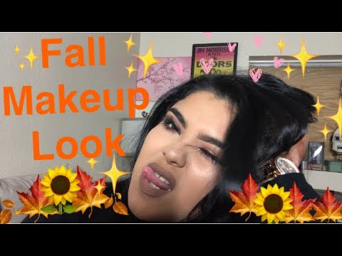 SEXY SIMPLE | FALL MAKEUP TUTORIAL | SHANNON LEAH