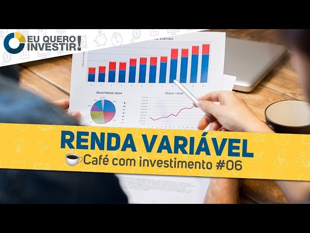⭐ O assunto é Renda Variável 📈   ☕ Café com investimento #06