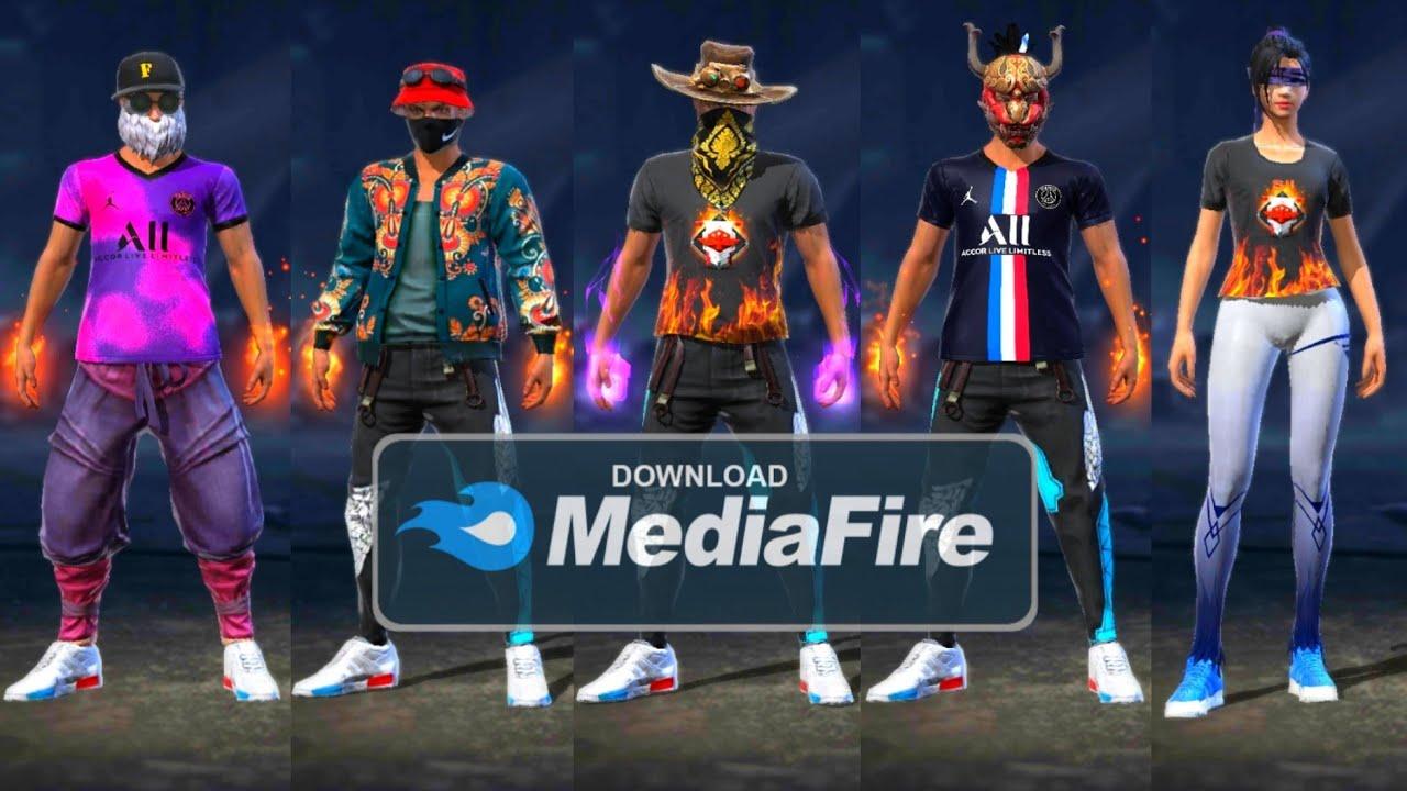 INCRÍVEL! Super Pack de Textura para Free Fire (LINK DIRETO) Texturas FF 3D Atualizado 2021 Completo