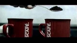 """Реклама кофе Nescafe """"Ну ты спортсмен!"""" / Утро в Антарктике"""