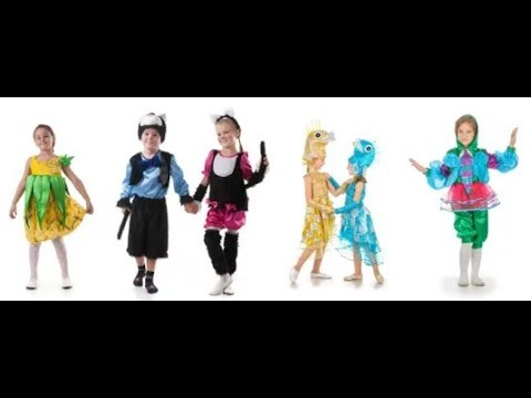 👍 Детские Карнавальные Костюмы — Магазин GrandStart.ru ❤️