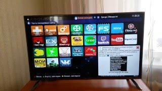 видео Телевизор LG 32lh570u